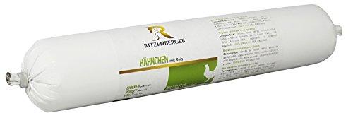 Ritzenberger, BIO cibo per cani, Pollo con riso, 5 x 700g, bio mangime