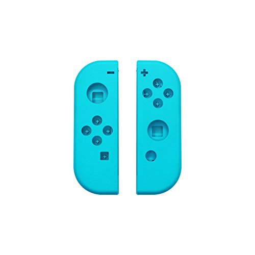 Price comparison product image New Face Plate Front Housing Shell for Nintendo Switch NS Controllers Joy-Cons(Blue)…