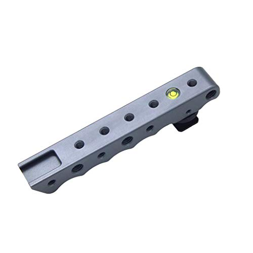 de Disparo En Frío/Caliente, Para Cámara Dslr de Tiro Bajo Para Für Canon Eos, Aleación de aluminio (gris) (GY) ()
