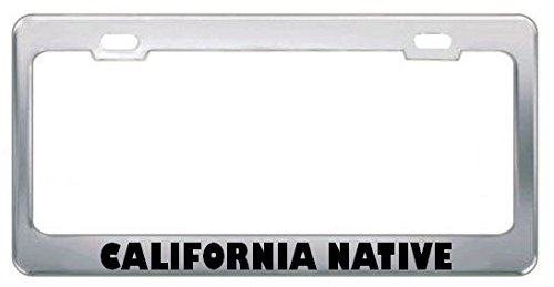 aner-Kennzeichenrahmen für Namensschilder, ideal für Männer und Frauen, Auto-Garadge-Dekor ()