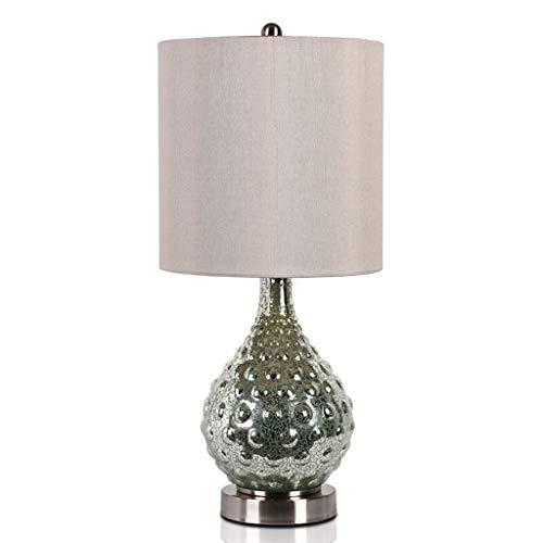 @Lampes de table Lampe de table simple créative chambre décoration bouton commutateur lampe de chevet Lampes