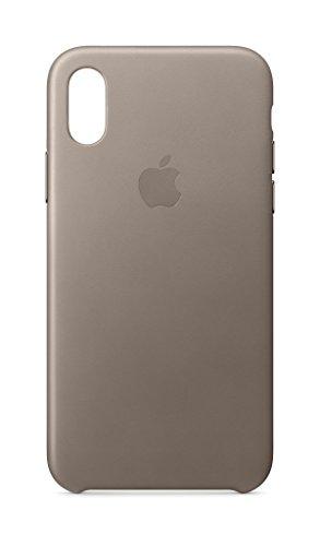 apple leder case, für iphone x, taupe - 31bvZholjiL - Apple Leder Case, für iPhone X, taupe