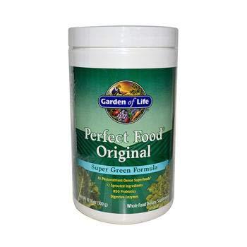 Natur Life Super Green (GARDEN OF LIFE Perfect Food Original Super Green Formula 10,58 oz (300 g))