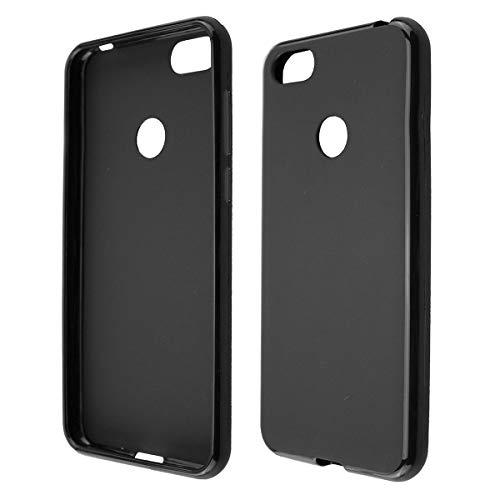 caseroxx Hülle für Neffos/TP-Link C9a (Aldi-Smartphone), Tasche (TPU-Hüllen, schwarz)