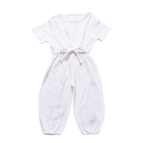 Spielanzug Baby Mädchenkleidung Set Sommer Strampler Papa