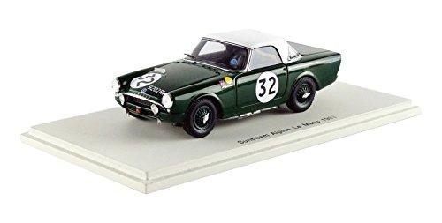 sunbeam-alpine-no32-lemans-1963-i-lewis-k-ballisat