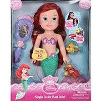 Disney Princess Singin' in the Bath Ariel Doll