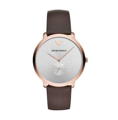 Emporio Armani Modern Slim AR11163 Montre-Bracelet pour Hommes