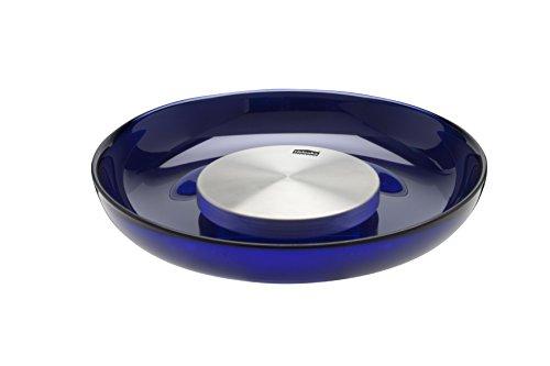 zilofresh 40001 Lufterfrischer XL inkl. Glasschale, blau