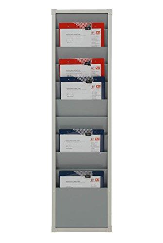 EICHNER Planungstafel Werkstattplaner 31,5 x 7,7 x 128,5 cm (BxTxH) für DIN A4