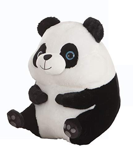 PELUCHILANDIA Peluche Oso Panda Bolita Gigante (35 CM)