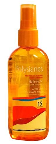 Klorane Les Polysianes Olio Secco SPF6 Corpo Capelli 150 ml