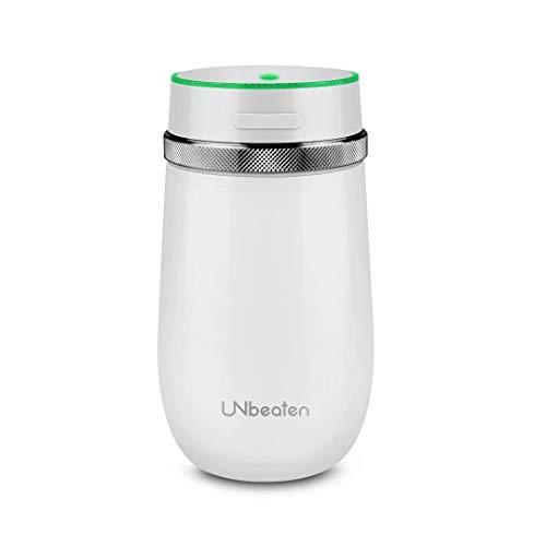 Ultrasónico Aromaterapia Humidificador, Difusor de Aceites Esenciales 300 ml con Vapor Frío, Ambientador...