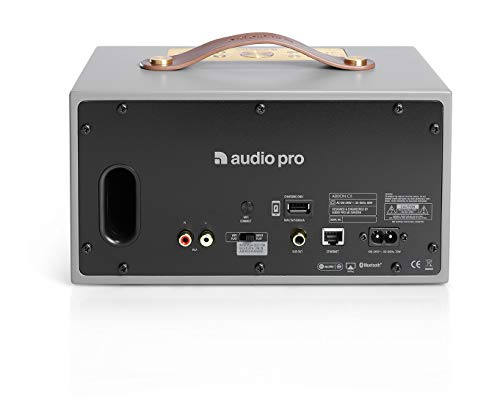 Audio Pro Addon C5 - Altavoz , con Alexa Integrada, (25 Watt,...