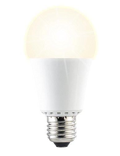 Luminea Energiesparlampen E27: High-Power-LED-Lampe, E27, 15 Watt, 1.300 Lumen, warmweiß (3000 K), A+ (LED Birnen E27)