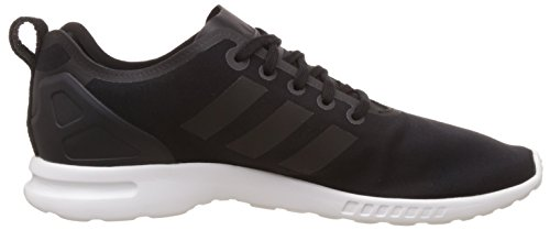 adidas Originals Damen Zx Flux Smooth Sneakers Schwarz (Core Black/Core Black/Core White)