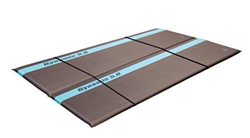 Bo-Camp 3400021 Set für selbstaufblasende Matratzen, Schwarz