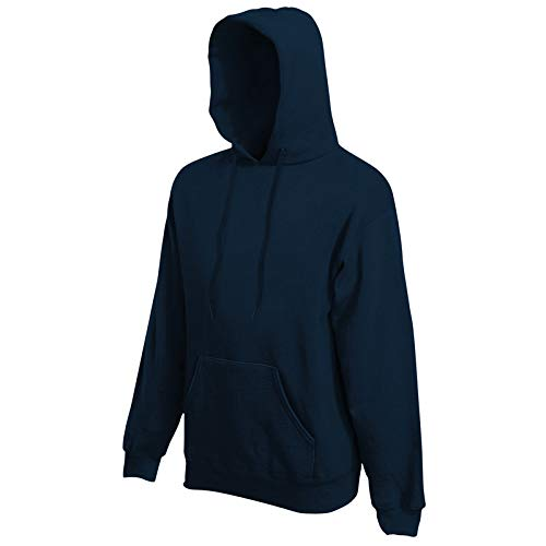Fruit of the Loom - Kapuzen-Sweatshirt 'Hooded Sweat' XXL,Deep Navy
