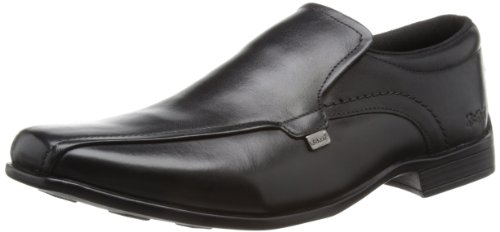 Kickers Ferock, Men's Loafers, Black, 6.5 UK