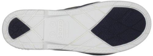 CrocsBeach Line - Mocassini donna Blu (Navy/White)