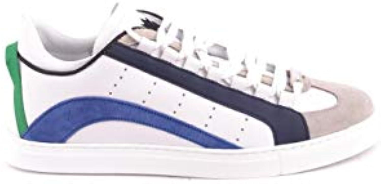 Gentiluomo     Signora DSQUArosso2 scarpe da ginnastica Uomo SNM000611570001M869 Gomma Bianco Molte varietà Elegante e diverdeente Modalità moderna | Miglior Prezzo  f99128
