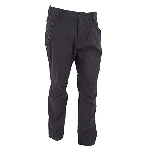 Craghoppers Pantaloni tecnici elasticizzati Kiwi pro nero - nero
