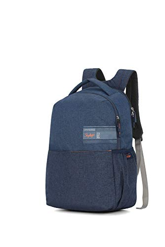 Skybags Beatle Pro 27 LTR Blue Laptop Backpack (17 inch Laptop Appropriate) Image 5
