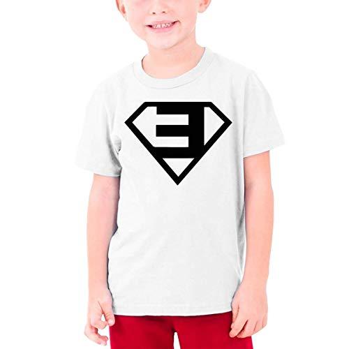 E-minem Teenage Casual T-Shirt White - Acme Minen