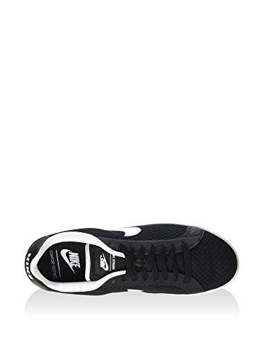 Nike Court Royale Lw Txt, Chaussures de Tennis Homme Noir (Black/white)