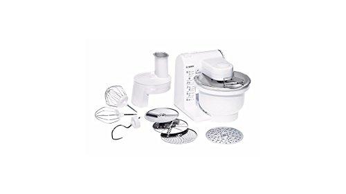 BOSCH MUM4428 Profimixx Küchenmaschine Rührmaschine 500 Watt 4 Stufen weiß