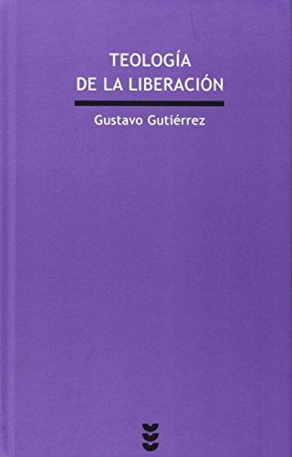 Teología de la liberación (Verdad e Imagen) por Gustavo Gutiérrez