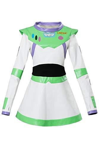 MingoTor Spielzeuggeschichte Cosplay Kostüm Girls Halloween Outfit Damen XXXL