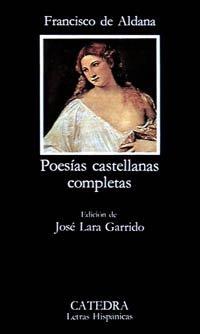 Poesías castellanas completas (Letras Hispánicas)