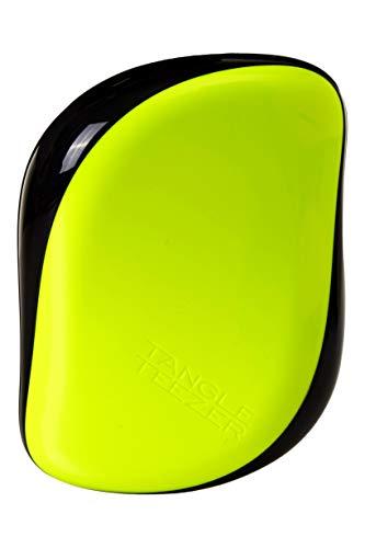 Kompakte Haarbürste Tangle Teezer, Farbe: Lemon Zest (Kleine Neon-haare Bürsten)