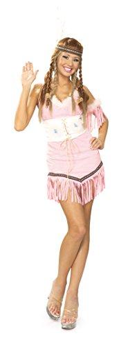 Kostüm Maiden Indian - Rubie's 2 888125 - Indian Maiden Kostüm, Größe M