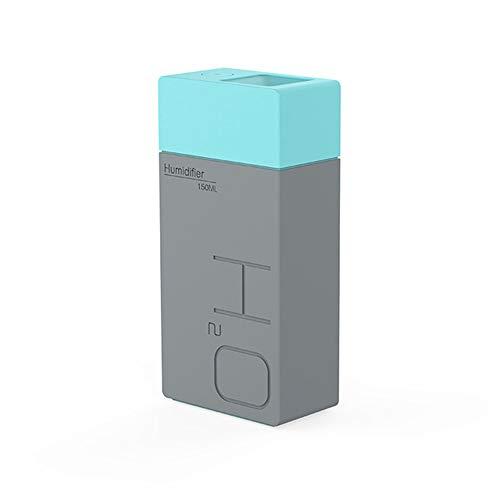 Umidificatore ricaricabile USB 150ML, diffusore di olio essenziale, umidificatore ad ultrasuoni per auto