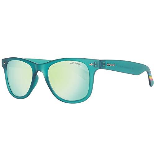 Polaroid Unisex-Erwachsene PLD-6009-N-PVJ-K7-S Sonnenbrille, Blau (Azul), 48
