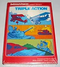 Triple Action (Intellivision)