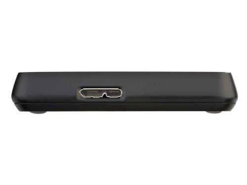 Toshiba HDTB107EK3AA STOR.E Basics 750GB externe Festplatte (6,4 cm (2,5 Zoll) USB 3.0) schwarz