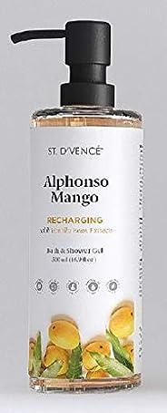 ST. D'VENCE Alphonso Mango Body Wash With Vanilla Beans (500 Ml), 500 ml