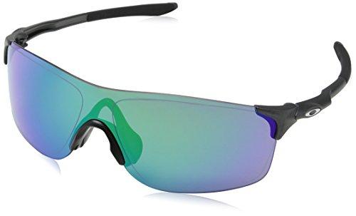 Oakley Herren Evzero Pitch Sonnenbrille, Silber (Steel), 1