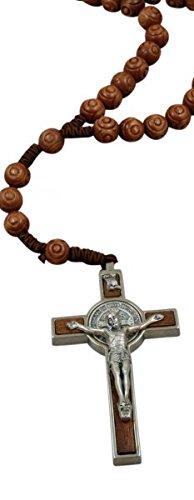 muro-rosario-con-san-benedetto-nocciola-50-cm