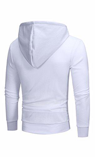 UMilk -  Felpa  - Uomo Weiß 1