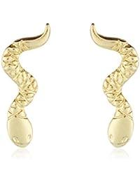 Córdoba Jewels | Pendientes en plata de Ley 925 bañado en oro.