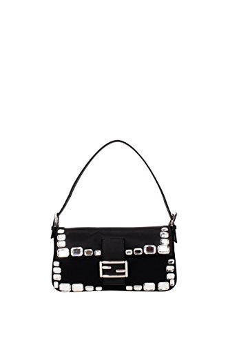 Schwarz Handtaschen Fendi Damen 8BR60048C BAGUETTE aWnFCSCq