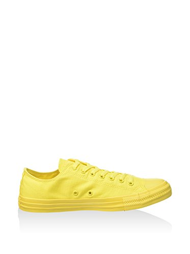 Converse - All Star Ox Monochrome, Scarpe sportive Unisex – Adulto Yellow