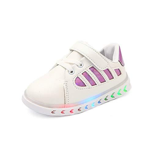 Liuchehd bambino led scarpe con rotelle singola rotelle lampeggiante sneaker per bambina e uomo outdoor sneaker bambino 1-6 anni