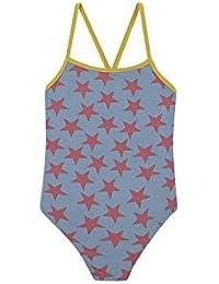 Gocco Trikini Estrellas, Traje de baño de una Pieza para Niñas