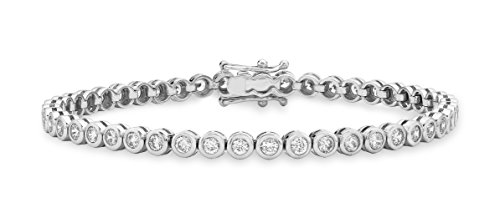Tuscany Silver 8.25.3292 - Pulsera de plata de ley (925/1000)
