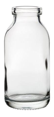 Mini Milk Bottle 4.25oz (12cl) (Box Size 1x6)